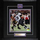Joe Flacco Baltimore Ravens Superbowl XLVII 8x10 frame