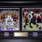 Joe Flacco Baltimore Ravens Superbowl XLVII 2 photo frame