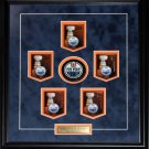 Edmonton Oilers Stanley Cup Panini Cards frame