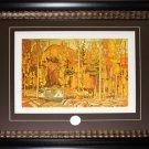 Autumn Decoration - 1931 Canada Art frame
