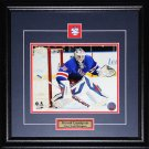 Henrik Lundqvist New York Rangers 8x10 frame