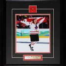 Hayley Wickenheiser 2010 Team Canada Men's Gold 8x10 frame