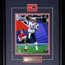 Tom Brady New England Patriots Superbowl XLIX 8x10 frame