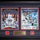 Tom Brady New England Patriots Superbowl XLIX MVP 2 photo frame
