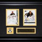Tuukka Rask Boston Bruins NHL 2 card frame