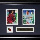 Cristiano Ronald Soccer FIFA 2 card frame
