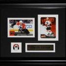 Claude Giroux Philadelphia Flyers 2 card frame