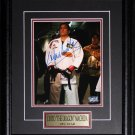 Lyoto The Dragon Machida UFC signed 8x10 frame