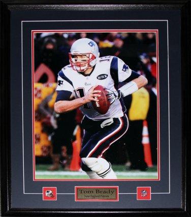 Tom Brady New England Patriots 16x20 frame