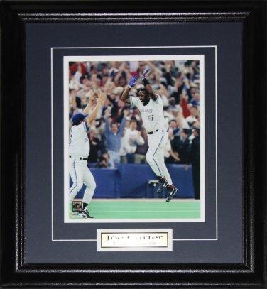 Joe Carter Toronto Blue Jays 8x10 frame