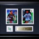 Lionel Messi Soccer FIFA 2 card frame