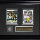 Clay Matthews Green Bay Packers 2 card frame
