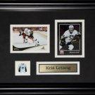 Kris Letang Pittsburgh Penguins 2 card frame