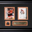 Chris Pronger Philadelphia Flyers 2 card frame
