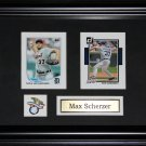Max Scherzer Detroit Tigers 2 card frame