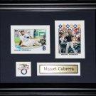 Miguel Cabrera Detroit Tigers 2 card frame