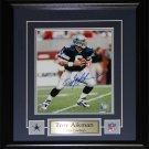 Troy Aikman Dallas Cowboys Signed 8x10 Frame
