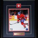 Brendan Gallagher Montreal Canadiens NHL 8x10 frame