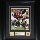 Troy Polamalu Pittsburgh Steelers signed 8x10 frame