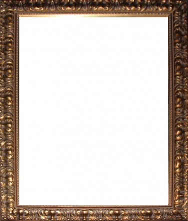Elegant Home Décor 24 x 36 Mirror Frame (Gold)