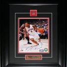 Kyle Lowry Toronto Raptors signed 8x10 frame