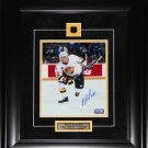 Pavel Bure Vancouver Canucks signed 8x10 frame