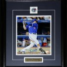 Colby Rasmus Toronto Blue Jays signed 8x10 frame