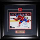 Brendan Gallagher Montreal Canadiens signed 8x10 frame