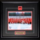 Detroit Red Wings 2014 Winter Classic 8x10 frame