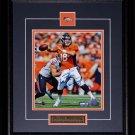 Peyton Manning Denver Broncos signed 8x10 frame