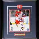 Custom Sports 8x10 Frame NHL MLB NFL NBA Plaque Pin Matting Vertical Horizontal