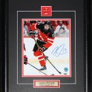Connor McDavid Team Canada Juniors signed 8x10 frame