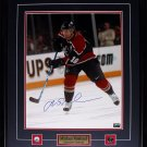 Markus Naslund Vancouver Canucks Signed 16x20 frame