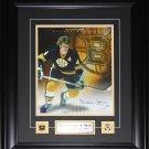 Bobby Orr Boston Bruins signed 11x14 frame