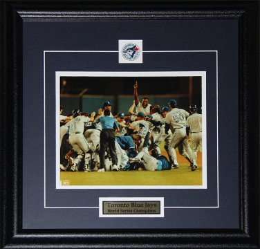 1993 Toronto Blue Jays World Series Celebration 8x10 frame