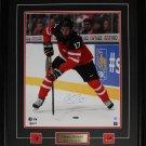Connor McDavid Team Canada Juniors signed 16x20 frame