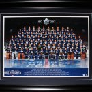 Toronto Maple Leafs Historical Players 100th Anniversary 18x24 Frame