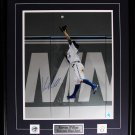 Kevin Pillar Toronto Blue jays signed 16x20 frame