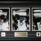2016 Pittsburgh Penguins HBK Line Hagelin Bonino Kessel Stanley Cup 3 Photograph