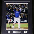 Edwin Encarnacion Toronto Blue Jays 2016 Wild Card Bat Drop Walk Off Homer 16x20