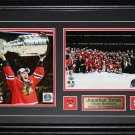 Jonathan Toews Chicago Blackhawks 2015 Stanley Cup 2 photo frame