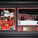Patrick Kane Chicago Blackhawks 2015 Stanley Cup 2 photo frame
