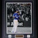 Jose Bautista Toronto Blue Jays Bat Flip Home Run 2015 AL Finals 16x20 frame