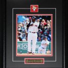 David Oritz Boston Red Sox 8x10 frame
