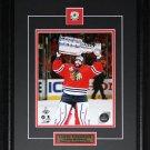 Corey Crawford Chicago Blackhawks 2015 Stanley Cup 8x10 frame