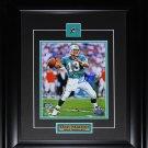 Dan Marino Miami Dolphins signed 8x10 frame