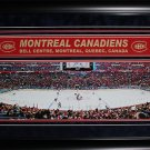 Montreal Canadiens Bell Centre Panorama Deluxe Frame