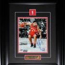 Corey Joseph Toronto Raptors signed 8x10 frame