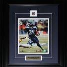 Marshawn Lynch Seattle Seahawks signed 8x10 frame