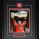 Jonathan Toews Chicago Blackhawks 2015 Stanley Cup 8x10 frame